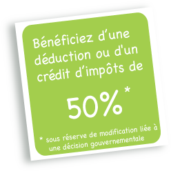 Credit impot